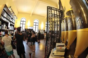 O Museu do Café ampliou seu funcionamento