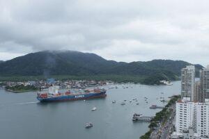 A projeção de demandas de cargas para o Porto em 2020 é de 151 milhões de toneladas