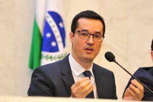 Deltan Dallagnol é o coordenador da força-tarefa do Ministério Público Federal na Operação Lava Jato