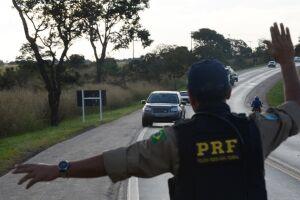 O número de mortos durante o Carnaval caiu 31% em rodovias federais