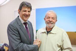 O ex-presidente Lula avaliza o encontro entre Ciro Gomes e Fernando Haddad