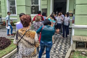São Vicente informou que irá estender o atendimento na cidade até o término do estoque das vacinas de febre amarela