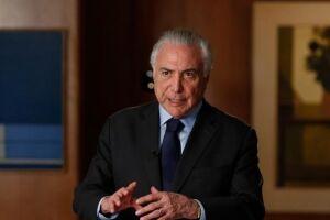 O presidente Michel Temer rebateu nesta quarta-feira (21) o ex-presidente Luiz Inácio Lula da Silva (PT)