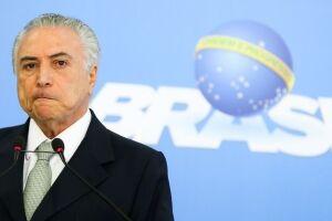 Temer é recebido com protesto em visita oficial a Roraima
