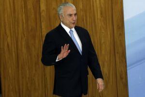 Jucá disse que Michel Temer pode, sim, ser o candidato do partido à Presidência da República