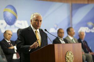 Michel Temer disse que a medida é necessária diante da atuação do crime organizado no Rio