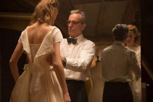 'Trama Fantasma' tem seis indicações ao Oscar e marca a despedida do ator Daniel Day-Lewis que está se aposentando