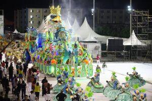 A União Imperial é a campeã do carnaval santista 2018