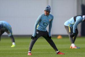 Gabriel Jesus não entrava em campo desde 31 de dezembro, quando se machucou na partida contra o Crystal Palace