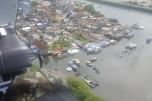 Polícia Ambiental realiza mega operação na Baixada Santista