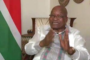 Jacob Zuma anunciou sua renúncia nesta quarta-feira (14)
