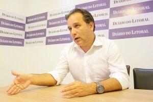 Prefeito Luiz Mauricio convocou uma reunião para tratar da febre amarela em Peruíbe