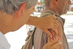 A campanha de vacinação contra a febre amarela foi encerrada oficialmente ontem