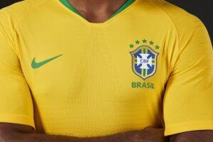 A empresa de material esportivo mostrou mais detalhes das vestimentas, com fotos aproximadas de cada item