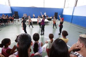 A última edição do Projeto ocorreu ao final de novembro de 2017, no Caec André Luiz Gonzalez, que fica no bairro Morrinhos II