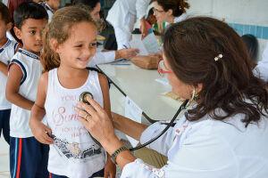 As atividades têm objetivo de melhorar a qualidade de vida dos educandos, por meio de ações de prevenção e promoção à saúde