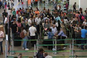 65% dos bilhetes aéreos têm sido vendidos na categoria sem bagagem
