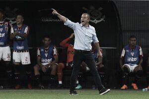 Contratado há menos de 20 dias, Aguirre comandou o São Paulo do banco de reservas pela quarta vez e soma duas vitórias e duas derrotas