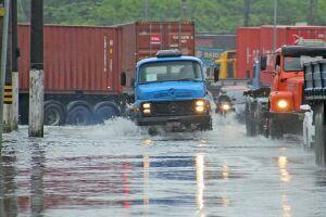 Em até dois anos, as tradicionais chuvas da estação não deverão ser problema em Guarujá