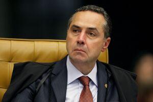 Segundo Barroso, ele foi convidado para dar uma aula em Rondônia pela editora Fórum