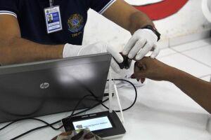 No País todo, 53% estão aptos a serem identificados pelas digitais no momento do voto