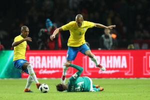 A edição esportiva desta quarta-feira (28) do jornal alemão Bild arrumou um jeito de não sair por baixo um dia após a derrota da Alemanha por 1 a 0 para o Brasil