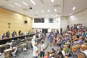 Expectativa é de que os moradores da Vila Baiana lotem a Câmara