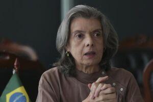 Cármen Lúcia manifestou na tarde de hoje (15) pesar pela morte da vereadora Marielle Franco (PSOL)