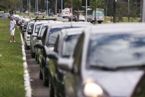 Produção de veículos aumenta em fevereiro