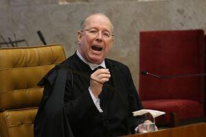 Celso de Mello é o mais antigo membro do Supremo Tribunal Federal