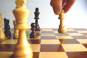 Inscrições estão abertas para as aulas de xadrez em Praia Grande