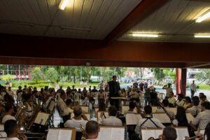 A tarde de sábado (17) será de muito movimento com a apresentação do Coral Zanzalá e da Cia de Dança de Cubatão.