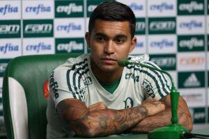 Dudu renovou o seu contrato com o Palmeiras por mais dois anos