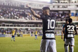 Santos renovou o contrato com a Rede Globo para as transmissões de jogos do Campeonato Brasileiro