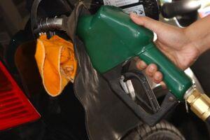 A relação entre os preços do etanol e os da gasolina na capital paulista ficou em 72,86%