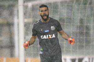 Vanderlei comemora classificação do Santos