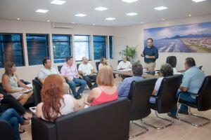Prefeito promoveu a segunda reunião da Sala de Situação da Febre Amarela