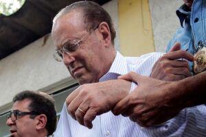 O parlamentar estava preso desde dezembro na Papuda, em Brasília.