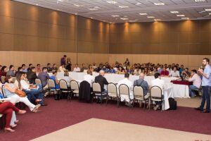 O 5º Meeting Regional de Empresários abordará educação financeira será realizado nesta quarta-feira