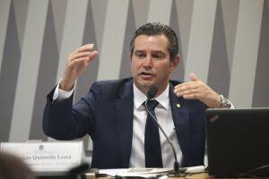 O ministro dos Transportes, Portos e Aviação Civil, Maurício Quintella