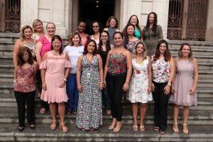 As mulheres ocupam quase a metade das chefias da Prefeitura de Santos