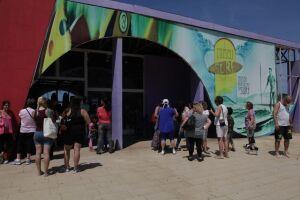 O Museu do Surf vai ser reconstruído, com projeto elaborado pelo arquiteto Ruy Ohtake