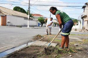 Mutirão de limpeza entra em nova fase no Bairro Sítio do Campo
