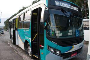 Com a aquisição destes novos ônibus, a frota municipal passa a ter média de 2,5 anos