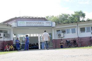 São 79 vagas para o pessoal que vai trabalhar na UPA (PAM Rodoviária)
