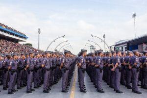 A remuneração inicial do soldado de 2ª classe é de R$ 3.049,41