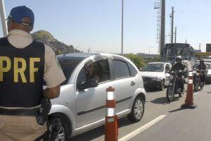 Na Semana Santa do ano passado, a PRF registrou 1.091 acidentes, 82 mortos e 1.107 feridos em rodovias federais