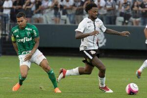 O volante chegou ao Corinthians no começo da atual temporada