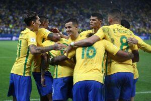 Seleção brasileira segue em 2º lugar no ranking da Fifa