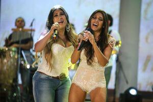 Irmãs chegam a São Vicente com seus principais sucessos